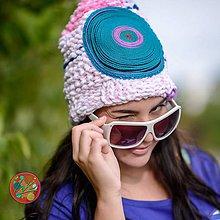 Čiapky - Origo čiapka kruh - 11145947_