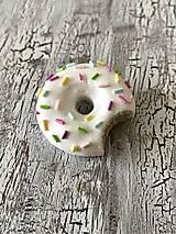 Odznaky/Brošne - donutka s farebnym posypom - brosna - 11144874_