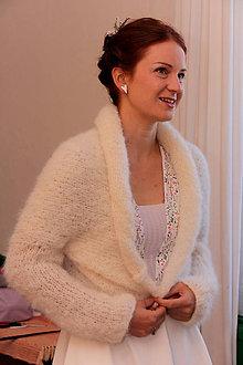 Svetre/Pulóvre - Romantic cardigan - 11149605_