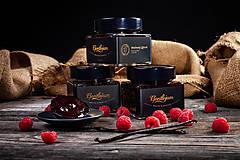 - Rozmarná malina- Malinový džem s rozmarínom a kubánskym rumom - 11149168_