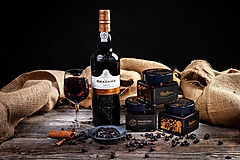 - Medvedia túžba- Čučoriedkový džem s portským vínom - 11149944_