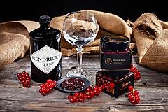 - Džinove kúzlo - Ríbezľový džem s čerešňami a Hendrick´s ginom - 11150061_