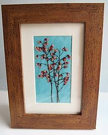 """Obrazy - Kvetinový obraz """"Spomienka"""" - 11152319_"""