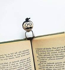 Papiernictvo - Záložka do knihy - Frank - 11151592_