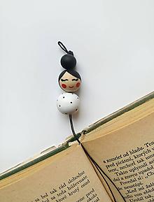 Papiernictvo - Záložka do knihy - Maria - 11151971_