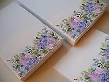 Krabičky - darčekový set na foto a CD - 11151643_