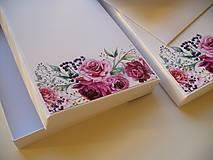 Krabičky - darčekový set na foto a CD - 11152011_