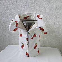 Iné tašky - taška na obedár ovocná - 11152132_