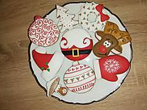 Drobnosti - Vianočné medovníky - 11152649_