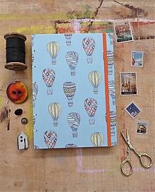 Papiernictvo - Let balónom - 11152387_