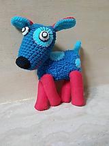 Hračky - Modrý havko - Havatar - 11151907_