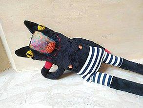 Úžitkový textil - Kockúr - 11151944_