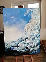Obrazy - V oblakoch  - 11150027_