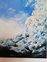 Obrazy - V oblakoch  - 11150445_