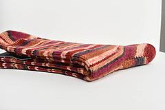 Obuv - Vlnené ponožky - 11152435_