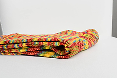 Obuv - Vlnené ponožky - 11152532_