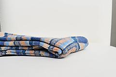 Obuv - Vlnené ponožky - 11152607_