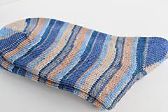 Obuv - Vlnené ponožky - 11152608_