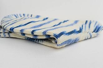 Obuv - Vlnené ponožky - 11152406_