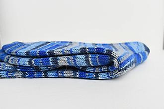 Obuv - Vlnené ponožky - 11152502_
