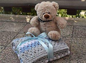 Textil - Teplučká deka - 11151823_