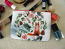 Taštičky - Taštička na mobil - Liška v listí - 11149562_