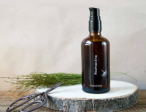 Intenzívna vlasová kúra Rozmarína (100 ml)