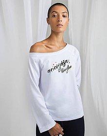 Mikiny - Mikina z organickej bavlny -  ancijáša tvojho - 11154167_