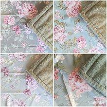 Textil - VLNIENKA DEKA a PRIKRÝVKA 100 % merino top super GREY 135/ 200/ 220/ 240 cm x 200 cm - 11155203_