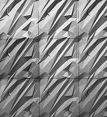 Dekorácie - 3D obklady z pohľadového betónu - 11153372_