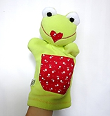 Maňuška žaba - Žabka z Tulipánovej štvrte