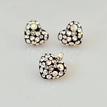 Sady šperkov - Black - 11155116_