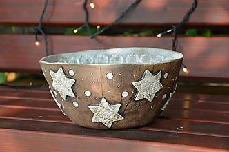 Nádoby - VELKÁÁÁ mísa vánoční III. - 11155981_