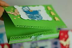 Darčekové poukážky - Pozvánky na krst - 11153768_