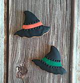Dekorácie - Perníkový čarodejný klobúk - 11153944_