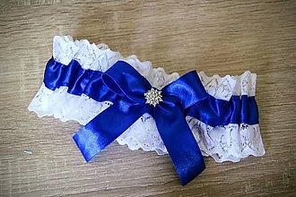 Bielizeň/Plavky - svadobný podväzok - 11155220_