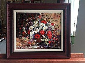 Obrazy - Kvety - 11154013_