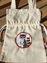 Úžitkový textil - taška pre najmenších  2 - 11152956_