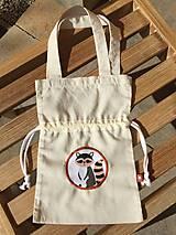Úžitkový textil - taška pre najmenších  2 - 11152957_