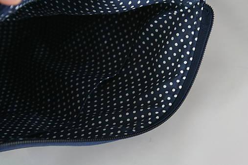 Dara modrá + modrotlač AM 3