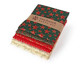 Textil - Bavlnené látky - balíček TFQ141 - 11154541_