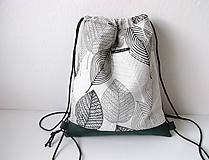 Batohy - batoh šnúrový 2v1...(3) - 11153058_