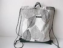 Batohy - batoh šnúrový 2v1...(3) - 11153059_
