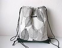 Batohy - batoh šnúrový 2v1...(3) - 11153060_