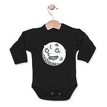 Detské oblečenie - The Dark Side (mesiačik) - 11156902_