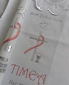 Detské doplnky - krstový set Tiziana - 11159880_
