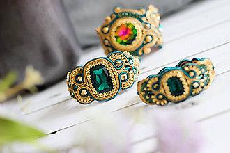 Náramky - Emerald - 11159884_