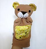 Hračky - Maňuška medveď - Macko zo Bzučavého údolia - 11159075_