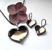 Sady šperkov - Sada šperkov z keramiky - 11158256_
