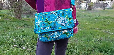 Kabelky - Detská crossbody taška/kabelka - 11160526_